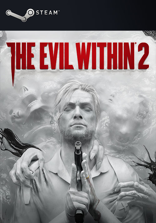 The Evil Within 2 - Cover