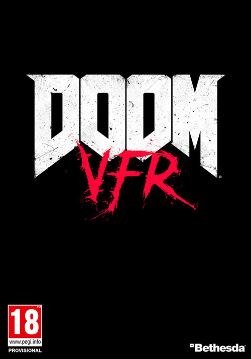 DOOM VFR - Cover / Packshot