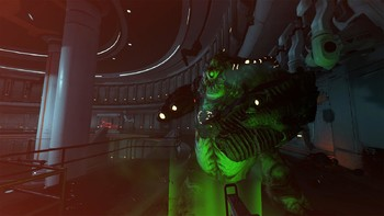 Screenshot1 - DOOM VFR