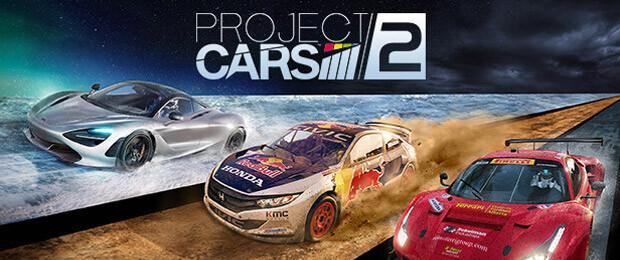 Project CARS 2 - Your racing destiny (Gamescom 2017 Trailer)