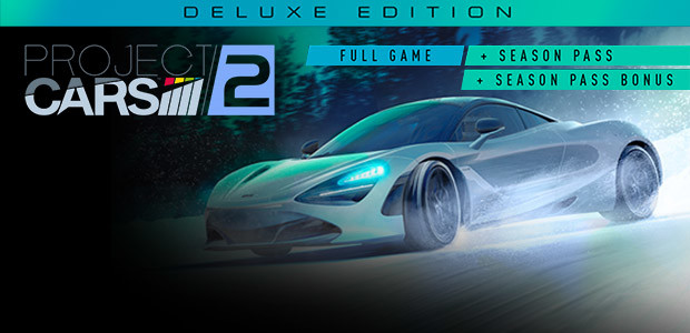 Project CARS 2 Deluxe Edition - Cover / Packshot