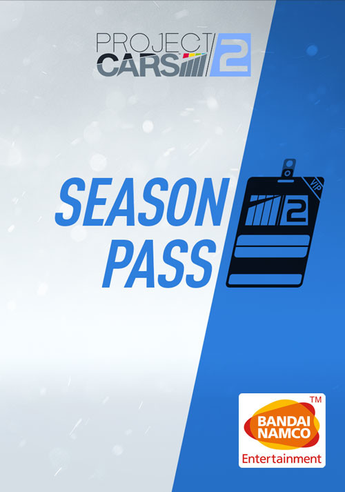 Project CARS 2 Season Pass - Cover / Packshot