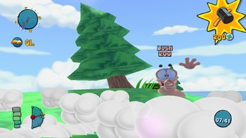 Screenshot10 - Worms Ultimate Mayhem