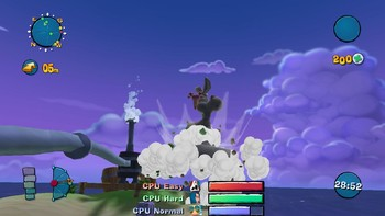Screenshot1 - Worms Ultimate Mayhem