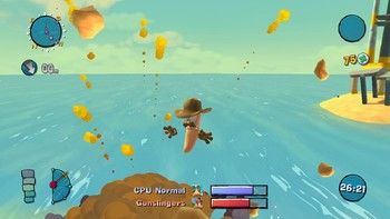 Screenshot7 - Worms Ultimate Mayhem