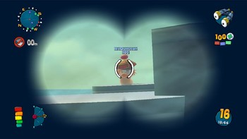 Screenshot8 - Worms Ultimate Mayhem
