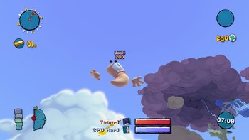 Screenshot11 - Worms Ultimate Mayhem