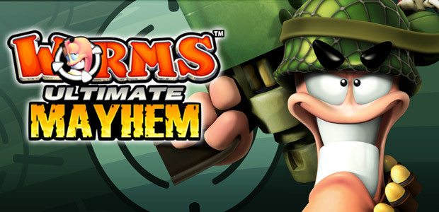 Worms Ultimate Mayhem - Cover / Packshot