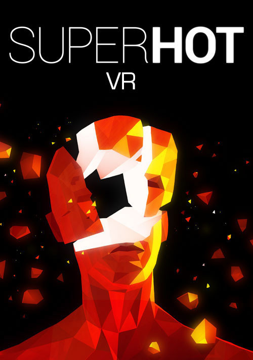 SUPERHOT VR - Cover