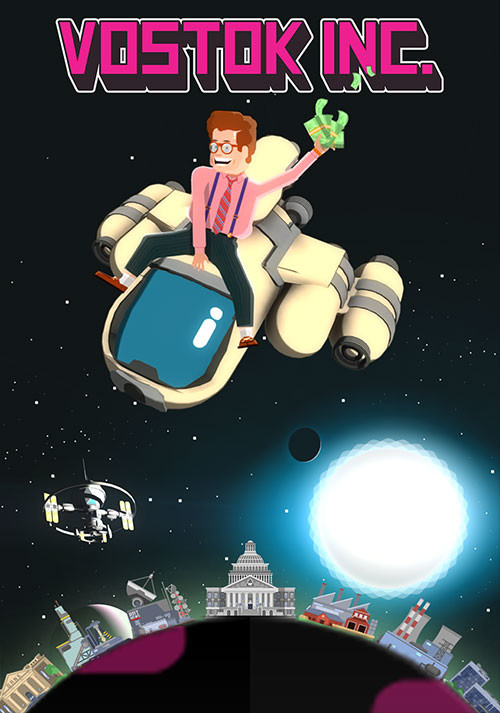 Vostok Inc. - Packshot