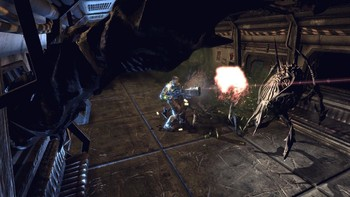Screenshot1 - Alien Breed 2: Assault