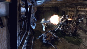 Screenshot7 - Alien Breed 2: Assault