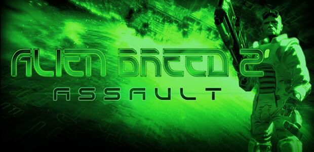 Alien Breed 2: Assault - Cover / Packshot