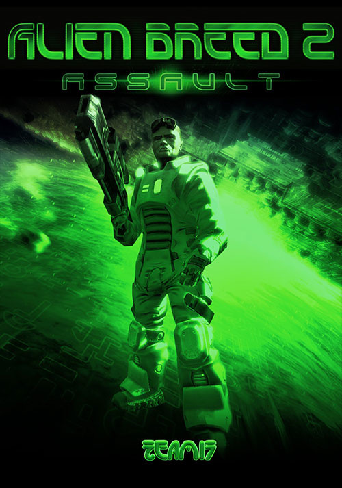 Alien Breed 2: Assault - Cover