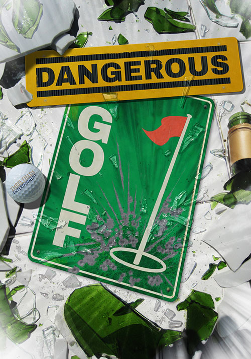 Dangerous Golf - Cover / Packshot