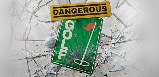 Dangerous Golf - Cover / Packshot
