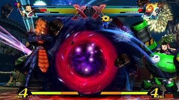 Screenshot4 - Ultimate Marvel vs. Capcom 3