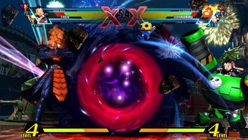 Screenshot4 - Ultimate Marvel vs. Capcom 3