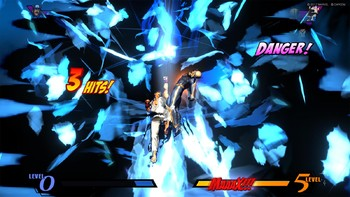 Screenshot3 - Ultimate Marvel vs. Capcom 3
