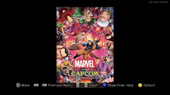 Screenshot5 - Ultimate Marvel vs. Capcom 3