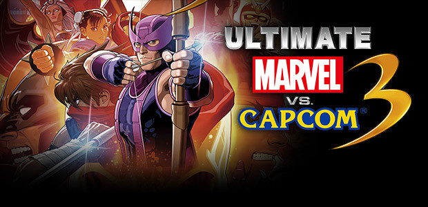 Ultimate Marvel vs. Capcom 3 - Cover / Packshot
