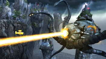 Screenshot2 - Sine Mora EX