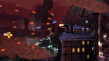 Screenshot3 - Sine Mora EX