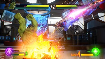 Screenshot10 - Marvel vs. Capcom: Infinite