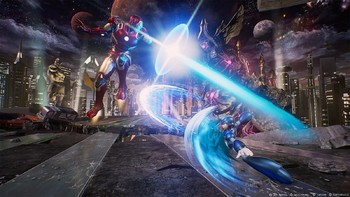 Screenshot6 - Marvel vs. Capcom: Infinite