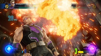Screenshot12 - Marvel vs. Capcom: Infinite