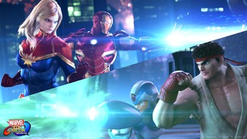 Screenshot4 - Marvel vs. Capcom: Infinite