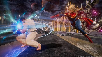 Screenshot5 - Marvel vs. Capcom: Infinite