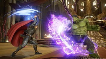 Screenshot9 - Marvel vs. Capcom: Infinite
