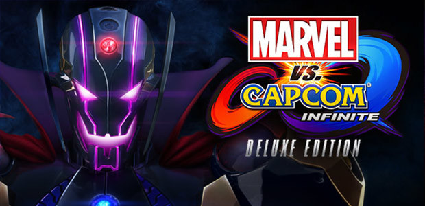 Marvel vs. Capcom: Infinite - Deluxe Edition - Cover / Packshot