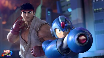 Screenshot1 - Marvel vs. Capcom: Infinite - Deluxe Edition