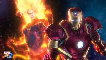 Screenshot3 - Marvel vs. Capcom: Infinite - Deluxe Edition