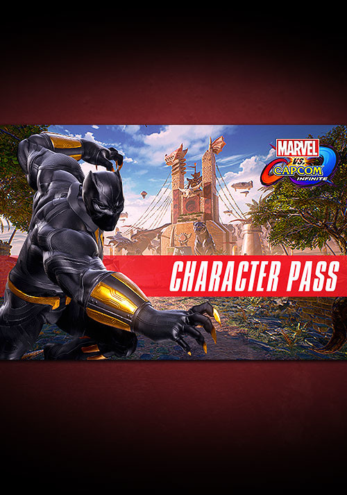 Marvel vs. Capcom: Infinite Character Pass - Cover
