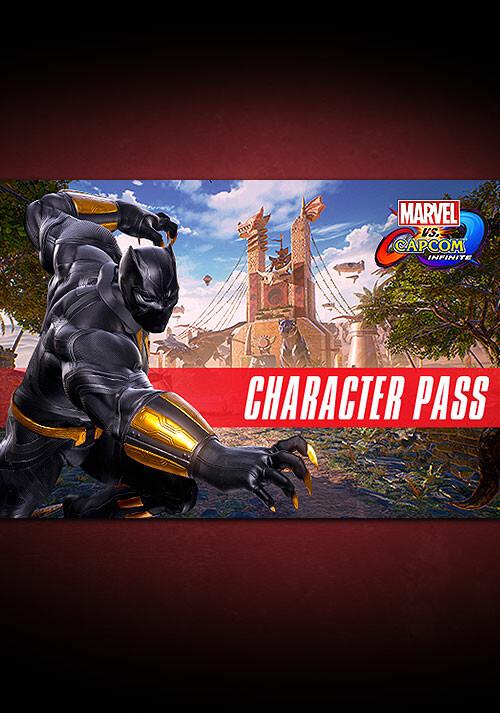 Marvel vs. Capcom: Infinite Character Pass - Cover / Packshot