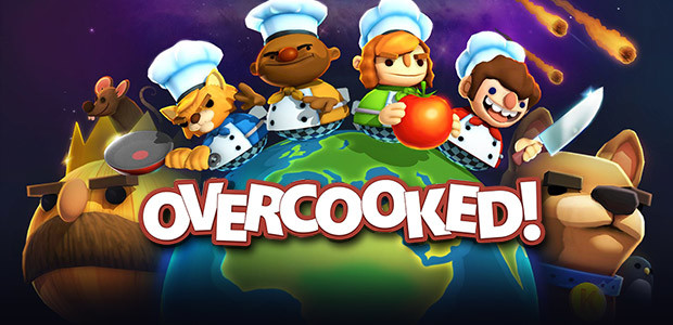 Overcooked - Cover / Packshot