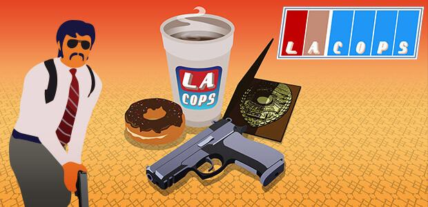 LA Cops - Cover / Packshot