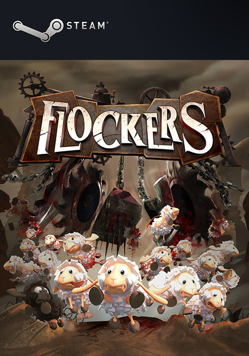 Flockers - Cover