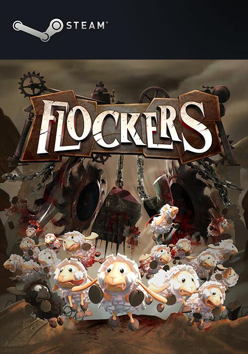 Flockers - Cover / Packshot