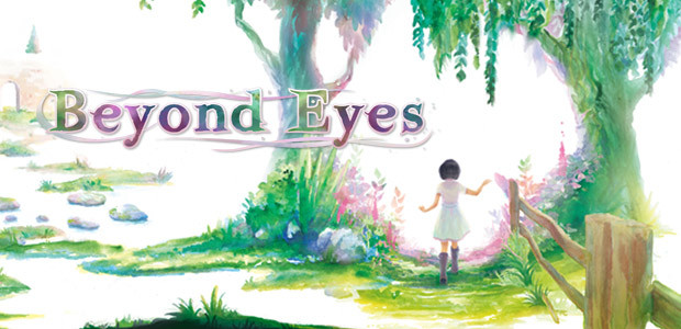 Beyond Eyes - Cover / Packshot