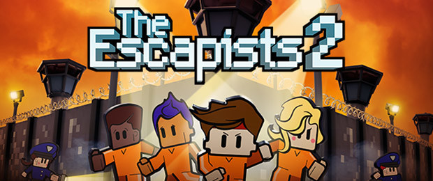 The Escapists 2 coming August 22nd, pre-order now available!
