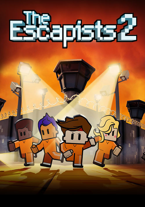 The Escapists 2 - Packshot
