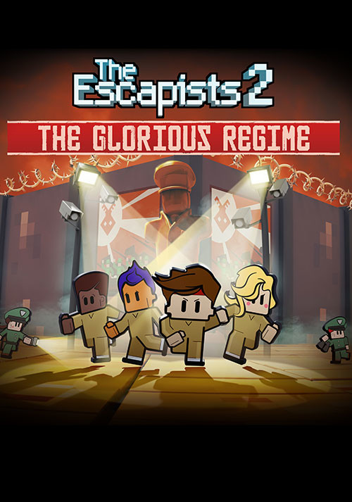 The Escapists 2 - Glorious Regime Prison - Cover