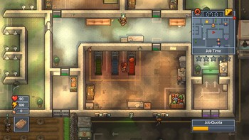 Screenshot3 - The Escapists 2 - Glorious Regime Prison