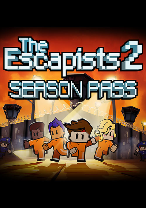 The Escapists 2 - Season Pass - Cover / Packshot