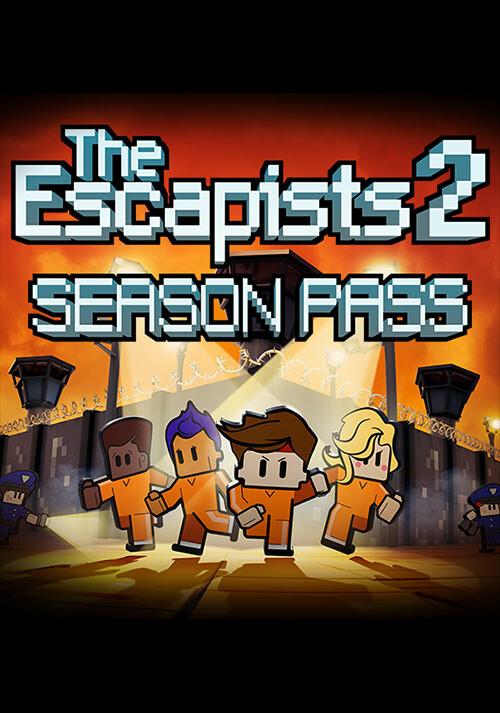 The Escapists 2 - Season Pass - Cover / Packshot