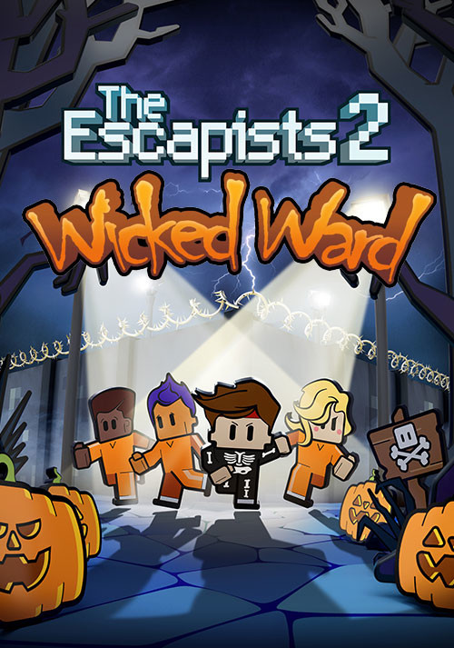 The Escapists 2 - Wicked Ward - Cover